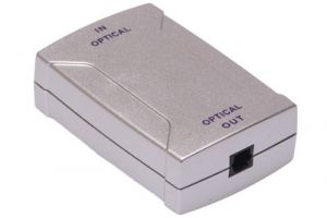 Optical Toslink to Optical Toslink Digital Audio Extender