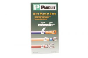 Panduit Pre-Printed Cable Marker Book