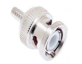 Pasternack PE4381- BNC Male Crimp Connector - RG58 Thinnet Plenum