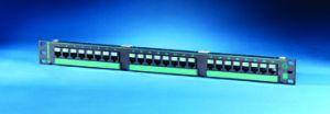 Ortronics Clarity 5e Patch Panel-24 Port, 8 Port Modules