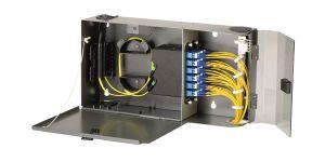 Corning Pretium® Wall-Mountable Housing - 2 Panel Capacity