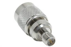 Reverse Polarity SMA Female to TNC Male Adapter
