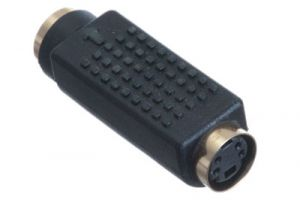 S-Video Female to S-Video Female Adapter