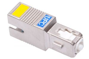 SC Male to SC Female Singlemode Fiber Attenuator - 3dB