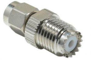 SMA Male to Mini UHF Female Adapter