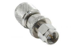 SMA Male to Mini UHF Male Adapter