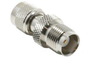 TNC Female to Mini UHF Male Adapter
