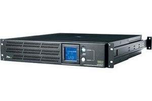 Middle Atlantic UPS Rackmount Power, 8 Outlet, 2150VA/1650W, Hardwired