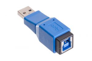 USB 3.0 A Male to B Female Adapter