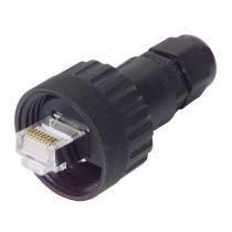 L-com IP67 RJ45 Plug Kit