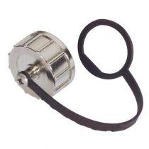 L-com Shielded Waterproof Cap for USB IP67 Cables
