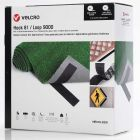 Industrial Strength VELCRO®, 75 FT Hook/Loop Roll with Adhesive