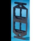 Ortronics TracJack 106-Type Frame Insert - Single Gang