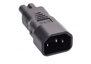 C14 to C7 Power Adapter