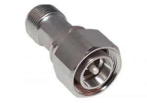 4.3/10 Mini-DIN Male to N Female Adapter