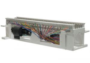 66 Wiring Block - Male and Female Telco