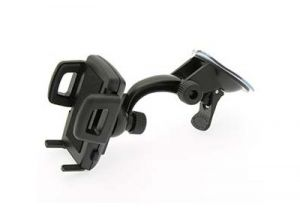 Windshield Suction Cup Mobile Mount - 1.38 inch to 3.27 inch