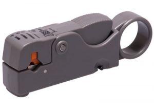 2 Blade Rotary Coax Stripper Tool for LMR-100, LMR-195, LMR-200, LMR-240, RG174, RG316, RG58, RG59, RG62, & RG6