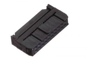 20 Pin Dual Row IDC Socket - Female