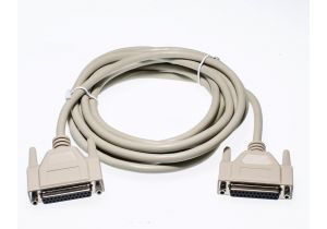 15' DB25 Female/Female Extension Cable