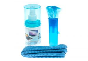 3 in 1 Flat Panel Screen Cleaning Kit