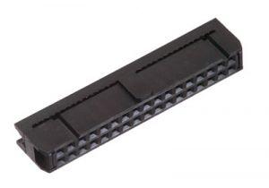 34 Pin Dual Row IDC Socket - Female
