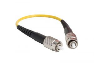 FC/FC 9/125 Singlemode Fiber Optic Loopback Cable - OS1