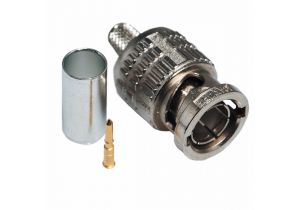 Canare  BNC Male Connector - RG59 PVC