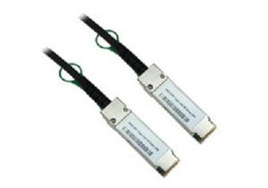 40G Base-T QSFP+ Passive Twinax Copper Cable 30AWG