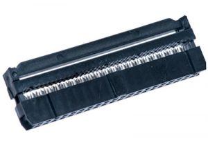 40 Pin Dual Row IDC Socket - Female