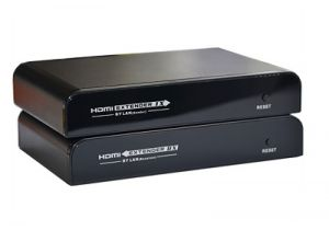 HDMI over Single Cat5e/Cat6 Extender Balun with IR Support
