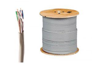 6 Pair Cat3 Cable - PVC