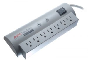 7 Outlet Surge Protector - 6 FT Cord