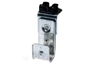 3/4 Inch J-Hook with Hammer on Beam Clamp Cable Support