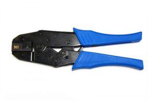 Ratchet Modular Crimping Tool for Cat6a & Cat7 RJ45