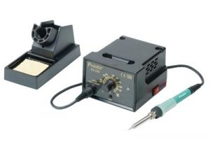 Analog Soldering Station - Adjustable Temperature - 60 Watt