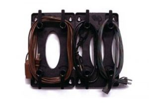 """Cord Caddy Cable Organizer - 6"""" x 10"""""""