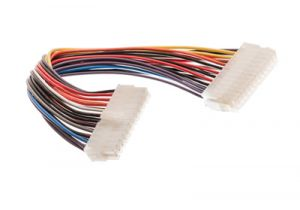 ATX 24-Pin Power Supply Extension Cable - 12 Inch