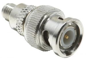 BNC Male to SMA Female Adapter