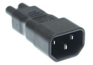C14 to C5 Power Adapter