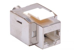 Cat6 RJ45 Shielded Punchdown Keystone Jack