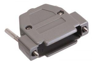 DB25 & HD44 Hood with Thumbscrews - Plastic