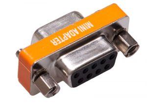 DB9 Female to HD15 VGA Female Serial Adapter