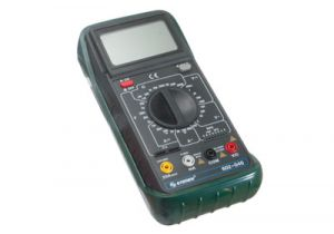 Digital Manual Range Multimeter - 32 Position