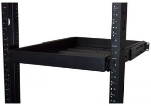 ECore DuroRacks Adjustable Sliding Shelf - 26 Inch Depth - 1 RU