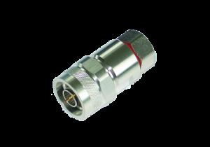 Times Microwave N Male Crimp Connector - LMR-400 - EZ-400-NMC-2-D
