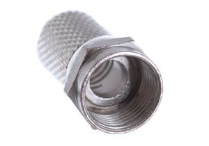 F-Type Male Twist-On Connector - RG6