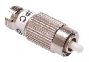 FC Male to FC Female Singlemode Fiber Attenuator - 3dB