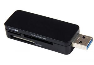 USB 3.0 Compact Memory Card Reader