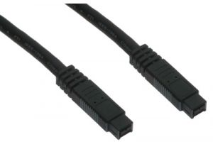 FireWire 800 - 9 to 9 Pin Cable